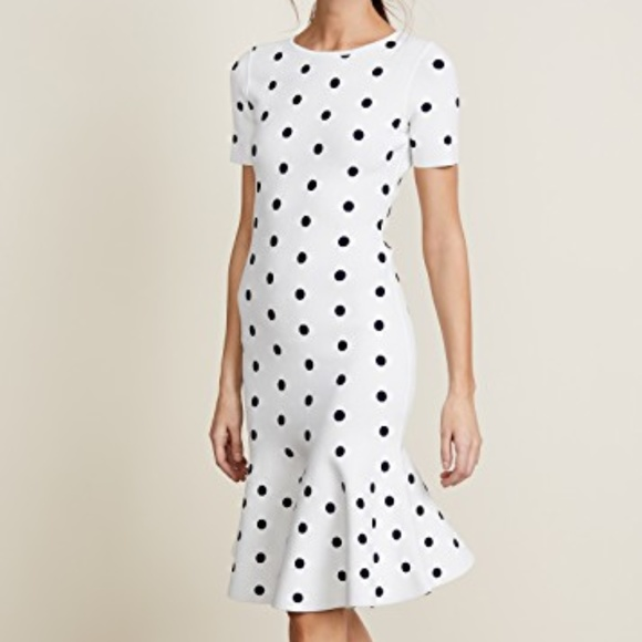 Milly Dresses & Skirts - Milly Dot Midi Dress